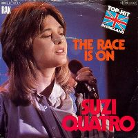 Cover Suzi Quatro - The Race Is On