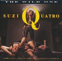 Cover Suzi Quatro - The Wild One - The Greatest Hits