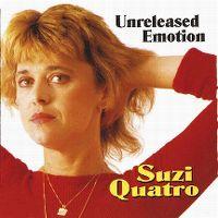 Cover Suzi Quatro - Unreleased Emotion