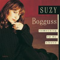Cover Suzy Bogguss - Something Up My Sleeve