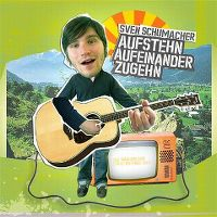 Cover Sven Schumacher - Aufstehn aufeinander zugehn
