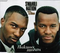 Cover Swahili Nation feat. Dr. Alban - Hakuna Matata