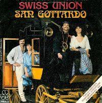 Cover Swiss Union - San Gottardo