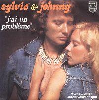 Cover Sylvie & Johnny - J'ai un problème