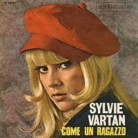 Cover Sylvie Vartan - Come un ragazzo