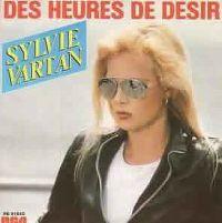 Cover Sylvie Vartan - Des heures de désir