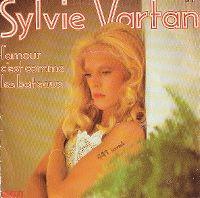 Cover Sylvie Vartan - L'amour c'est comme les bateaux