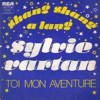 Cover Sylvie Vartan - Shang shang a lang