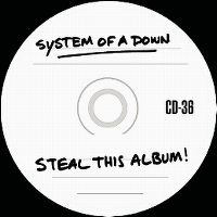 Cover System Of A Down - Steal This Album!