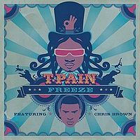 Cover T-Pain feat. Chris Brown - Freeze