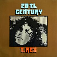 Cover T. Rex - 20th Century