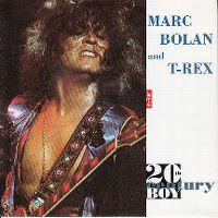 Cover T. Rex - 20th Century Boy