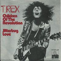 Cover T. Rex - Children Of The Revolution