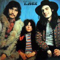 Cover T. Rex - Deep Summer