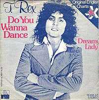 Cover T. Rex - Do You Wanna Dance