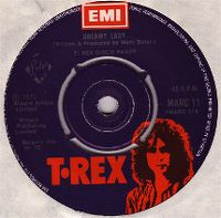 Cover T. Rex - Dreamy Lady