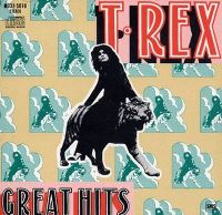 Cover T. Rex - Great Hits