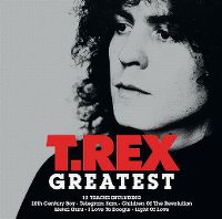 Cover T. Rex - Greatest