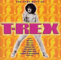 Cover T. Rex - Hits! - The Very Best Of T. Rex