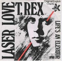 Cover T. Rex - Laser Love