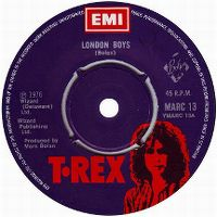 Cover T. Rex - London Boys