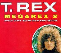 Cover T. Rex - Megarex 2