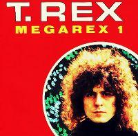 Cover T. Rex - Megarex
