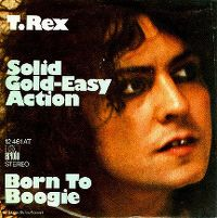 Cover T. Rex - Solid Gold - Easy Action