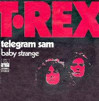 Cover T. Rex - Telegram Sam