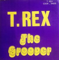 Cover T. Rex - The Groover