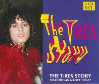 Cover T. Rex - The T-Rex Story
