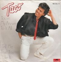 Cover Taco - You're My Answer To It All