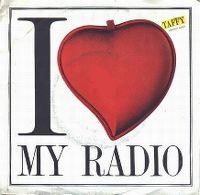 Cover Taffy - I Love My Radio (Midnight Radio)