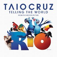 Cover Taio Cruz - Telling The World