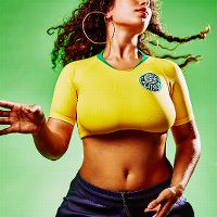 Cover Takagi & Ketra feat. Giusy Ferreri & Sean Kingston - Amore e capoeira