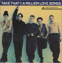 Cover Take That - A Million Love Songs