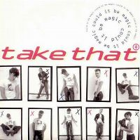 Cover Take That - Could It Be Magic
