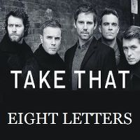 Cover Take That - Eight Letters