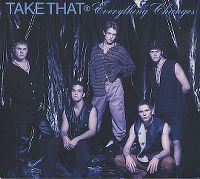 Cover Take That - Everything Changes