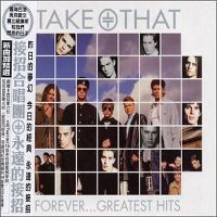 Cover Take That - Forever...Greatest Hits