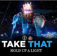 Cover Take That - Hold Up A Light