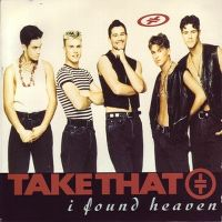 Cover Take That - I Found Heaven