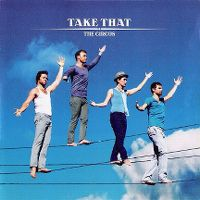 Cover Take That - The Circus