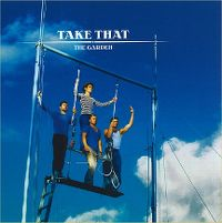 Cover Take That - The Garden