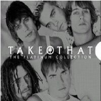 Cover Take That - The Platinum Collection