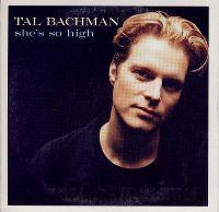 Cover Tal Bachman - She's So High