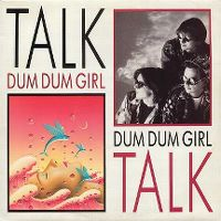 Cover Talk Talk - Dum Dum Girl