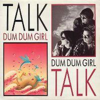 Cover Talk Talk - Dum Dum Girl