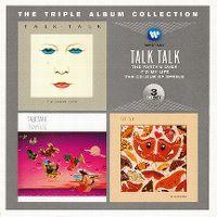 Cover Talk Talk - The Triple Album Collection