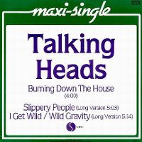 Cover Talking Heads - Burning Down The House